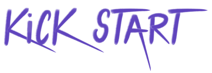 Logo of KICKSTART by bdecent